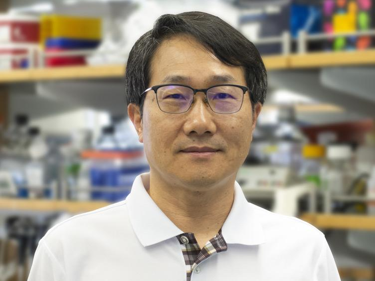Photo of Dr. Yong Kim