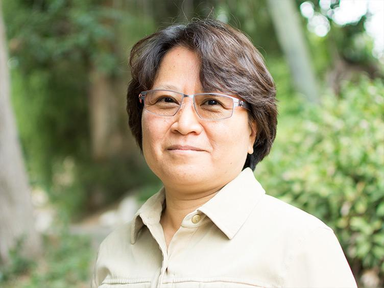 Photo of Dr. Yi-Ling Lin