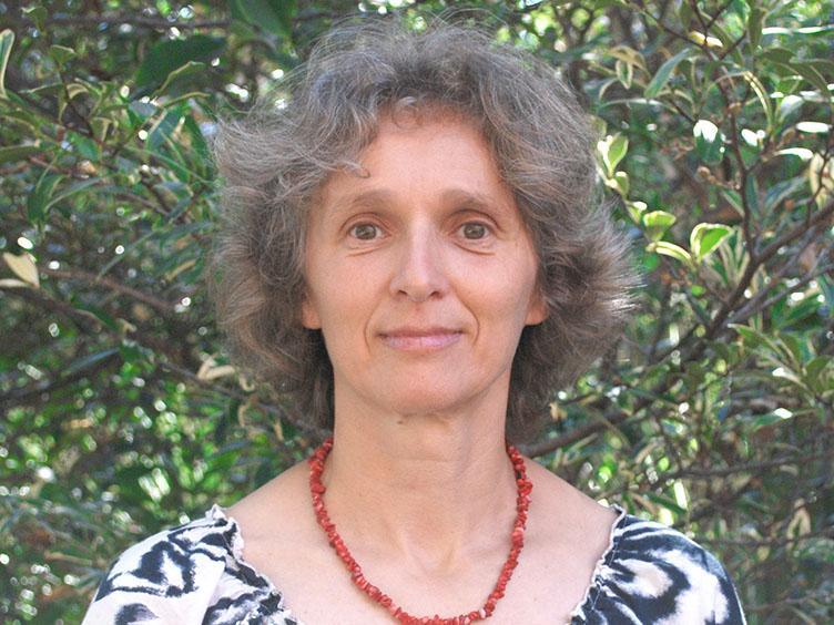 Photo of Dr. Renate Lux