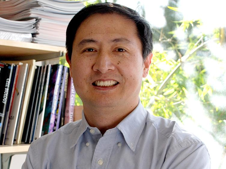 Photo of Dr. Cun-Yu Wang