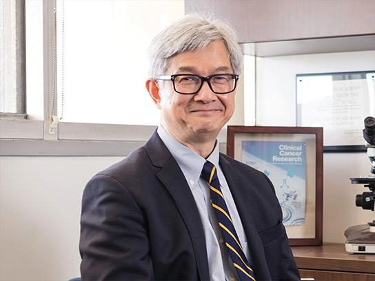 Photo of Dr. David Wong